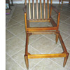 Danish Modern Chair you can disassemble