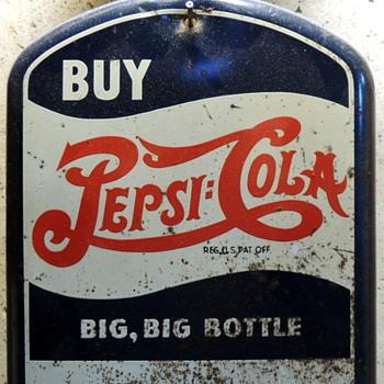 Pepsi Thermometer - Advertising