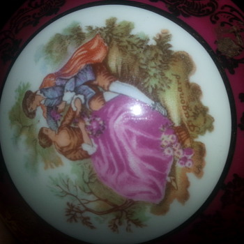 limoges porcelain box - China and Dinnerware
