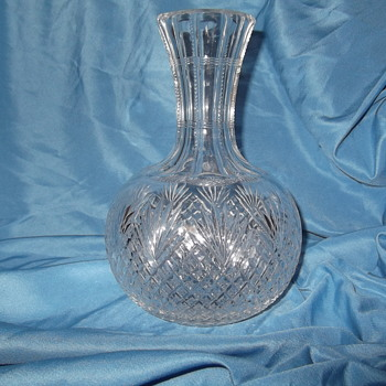 Hawkes Water Carafe - Glassware
