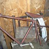 Stower bike frame, whats it worth?