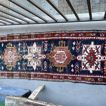 Persian / Turkish ? Runner - Rugs and Textiles