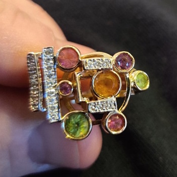 Nice ring I bought from an estate sale - Fine Jewelry
