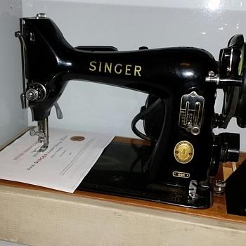 1957 Singer 99K
