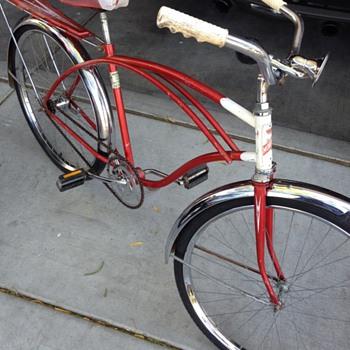 Monark bicycle?