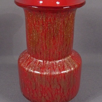 Loetz Red Ausfuhrung 136 - Art Glass