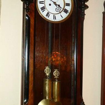 F. Kroeber Vienna Regulator - Clocks