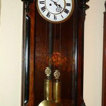 F. Kroeber Vienna Regulator - Clocks