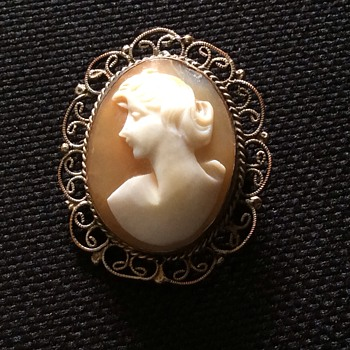 Vintage cameo - Fine Jewelry