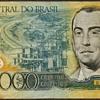 Brazil - (100,000) Cruzeiros Bank Note