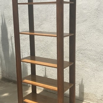 Mid Century Modern Bookcase/Room Divider - Furniture