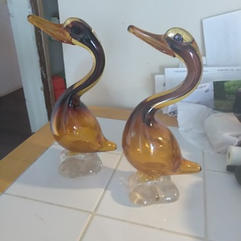 Genuine Venetian glass - Art Glass