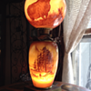Looking for matching Huricane Lamp, The Virgina