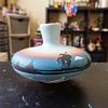 Ben Navajo Signed Mesa Verde Vase