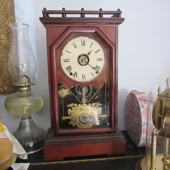 Seth Thomas 8 Day with alarm - Clocks
