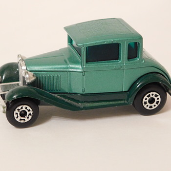 Matchbox Superfast Ford Model A - Classic Cars