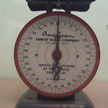 American Family Scale - Tools and Hardware