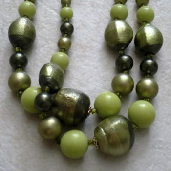 Beautiful Necklace  from Japan