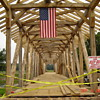 Covered Bridge...Bridgeton,Indiana