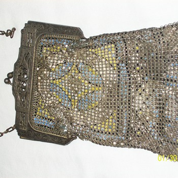 Great great grandmother's purse - Bags