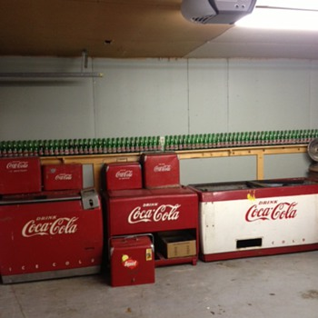 Coca Cola Ice Chests - Coca-Cola