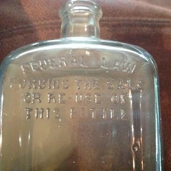 Bottle collection - Bottles