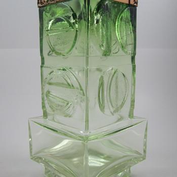 Pentti Sarpaneva vase designed for Kumela Glassworks, Finland, ca. 1970 - Art Glass
