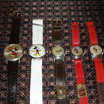 Deal of the Day...Ebay lot for 25 bucks - Wristwatches