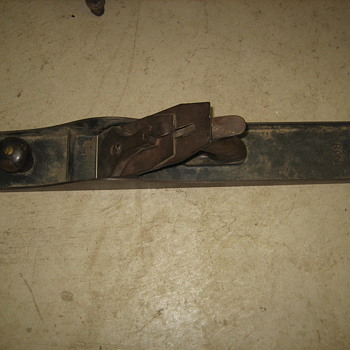 "Stanley Bailey No. 8  24"" Joiner Planer"