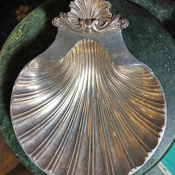 Sheffield Silver Salver Replica - Silver