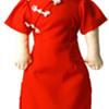 Handmade Chinese Doll