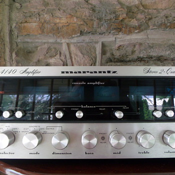 Marantz 4140 Quadraphonic Amplifier