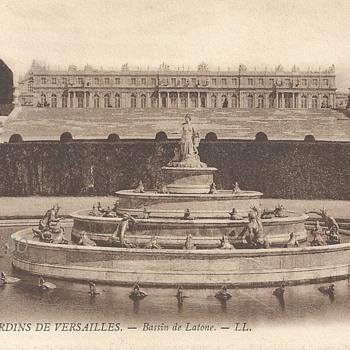 JARDINS DE VERSAILLES – BASSIN DE LATONE - Postcards