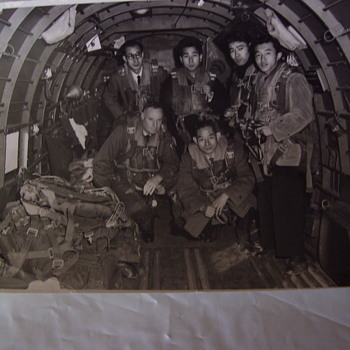 ARE THESE JAPANESE? AND IS THIS WAR TIME, ANY CLUES? SHARE ANY INFO PLEASE