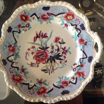 I need help to identify this plate - China and Dinnerware