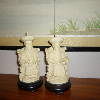 Oriental Couple - Asian