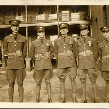Fort George Wright Photos, near Spokane, Washington...1920s - Military and Wartime