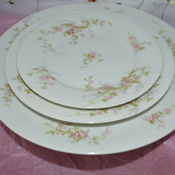 Vintage Theodore Haviland Limoges Fine French China - China and Dinnerware
