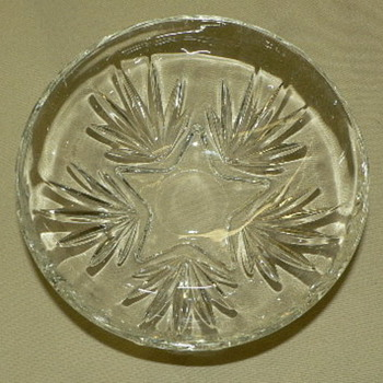 Depression Glass Bowls - Glassware