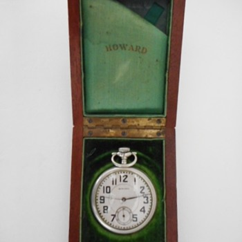 E. Howard Watch Co.  - Pocket Watches