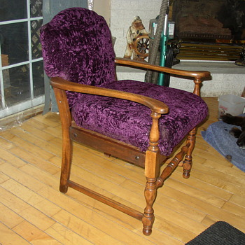 where is this chair from - Furniture