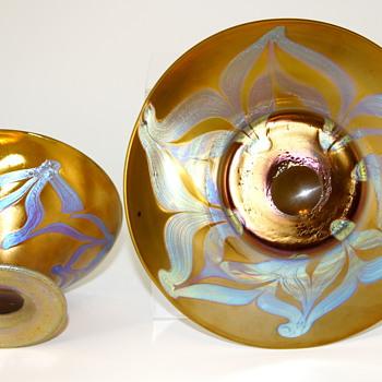 Loetz Phänomen genre 7801 - Art Glass