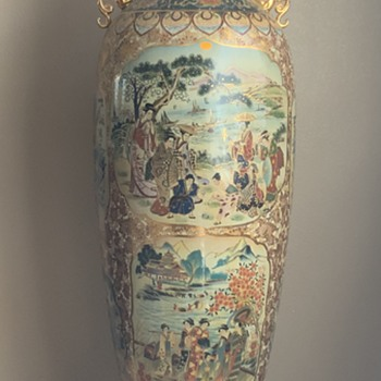 Asian Antiques China Antique/vintage Chinese Jar/pot Rare Fancy Colours