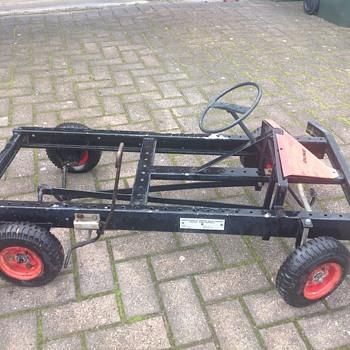 Sharman Motor Company pedal car - Toys