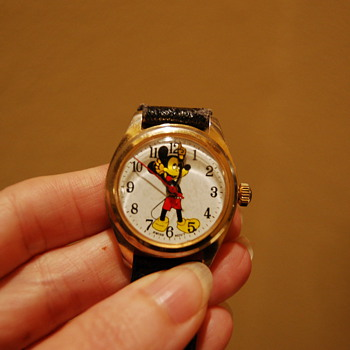 Vintage Mickey Mouse Watch? - Wristwatches