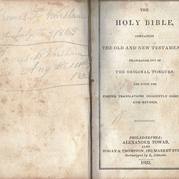 SLAVE BIBLE - Books
