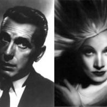 Portfolio - Humphrey Bogart & Marlena Dietrich signed and numbered  159/250 - Photographs