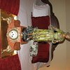 Rare  C-1900  French clock  Par Rancoulet,  Premier Gage