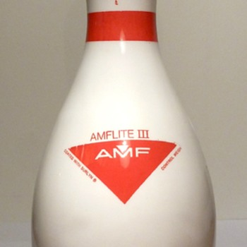AMF Amflite III bowling test pin - Sporting Goods