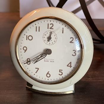 Baby Ben alarm clock - Clocks